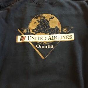 Sweaters - United Airlines Sweatshirt